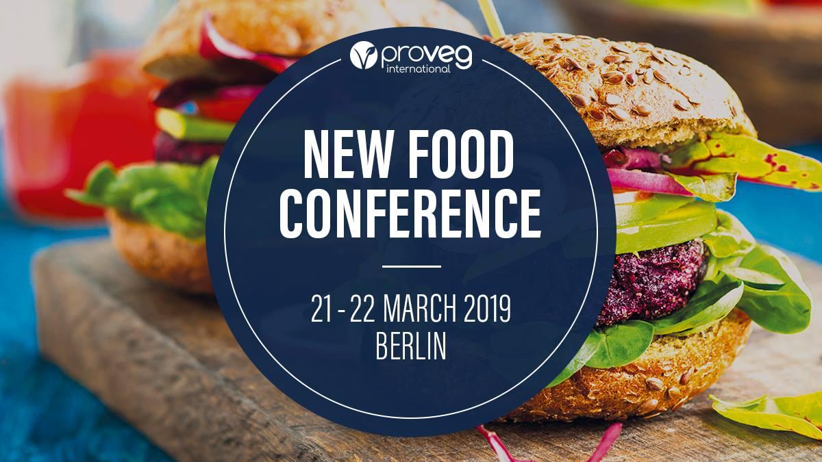 """ProVeg """"New Food Conference"""": Nadzieja na lepszą przyszłość"""